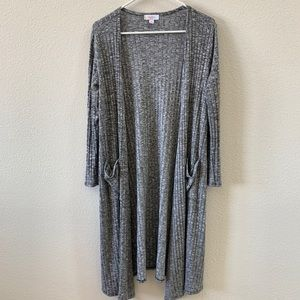 Lularoe Sarah duster cardigan size medium